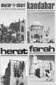 Historical and Political Gazetteer of Afghanistan