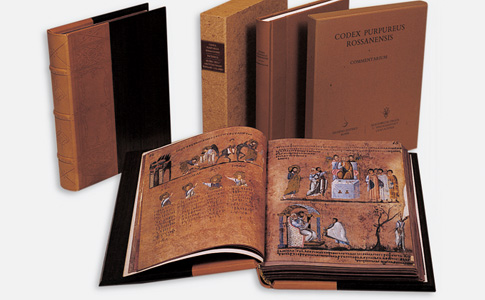 Der Codex Purpureus Rossanensis